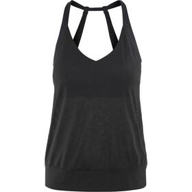 Prana Bedrock Camisa sin mangas Mujer, black